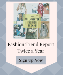 Trend Report Sign Up