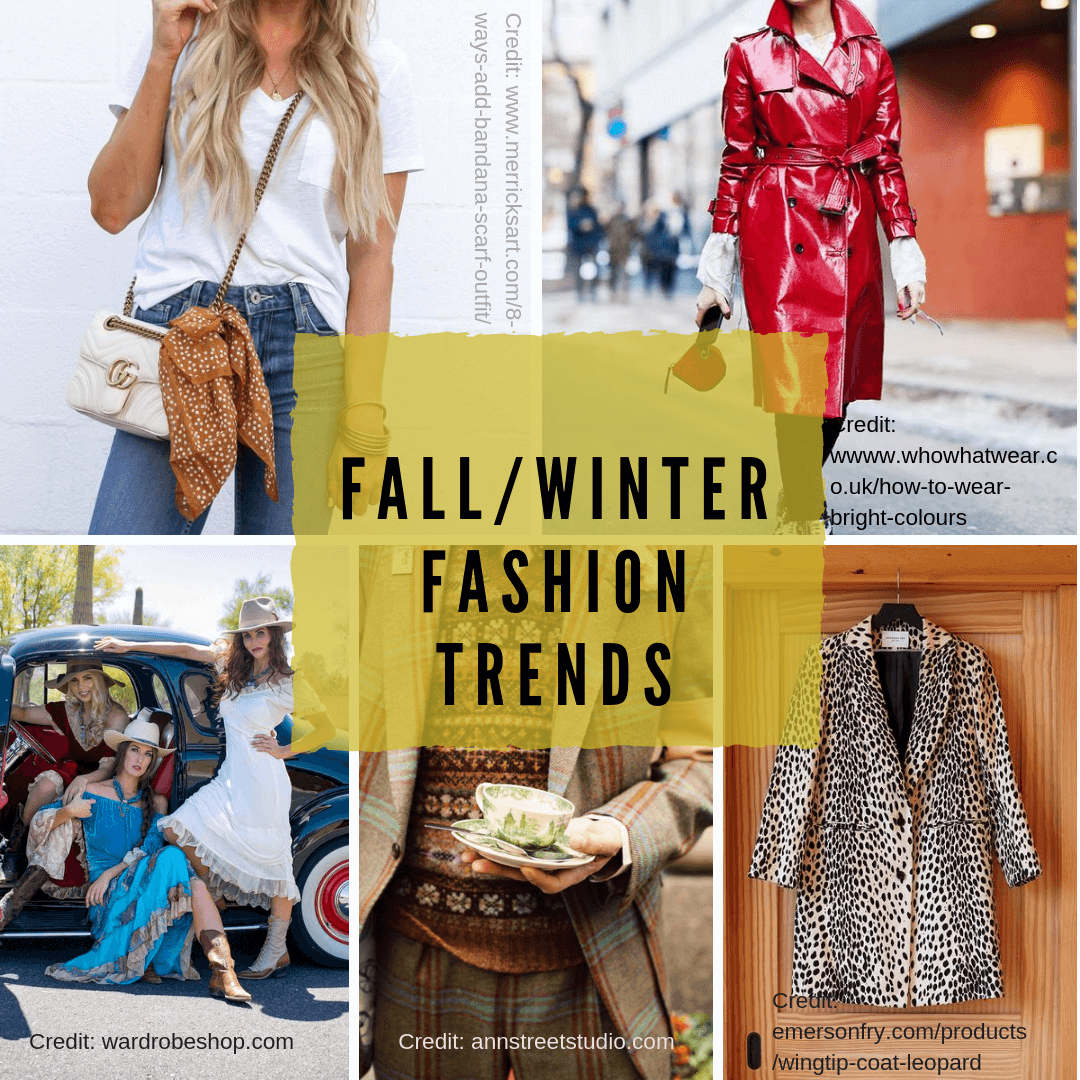 2018 IG Fall Winter TRENDS